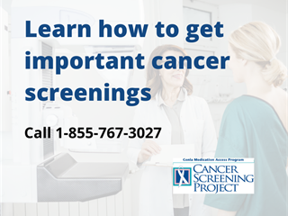 CMAP Cancer Screening Project